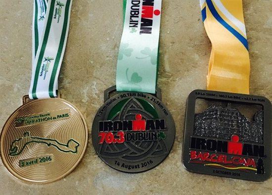 Katie 2016 Medals