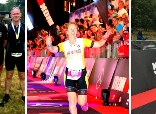 Try A Tri To Ironman Barcelona 2017